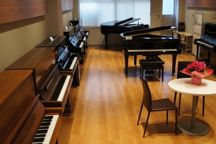ピアノラボ内装2